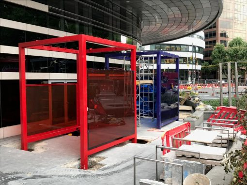 Westminster Outdoor Shelters